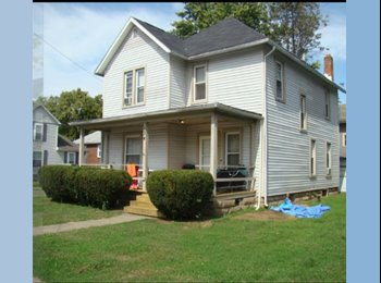 EasyRoommate US - 1 bedroom open to rent for May 2015-2016 - Youngstown, Other-Ohio - $500 pcm