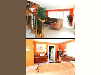 EasyRoommate US - $675PM. Beautiful and quiet 2-story house. 57/91FW - Platinum Triangle, Anaheim - $675 pcm
