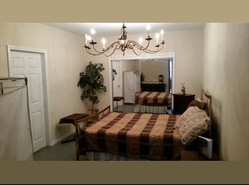 Clean,Quiet,Furnished Room 15 mins to Downtown Atl