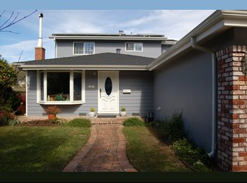EasyRoommate US - House Share - San Mateo County, San Jose Area - $1,775 pcm