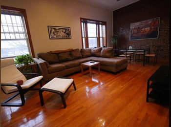 Large Room Avail in Beautiful and Furnished 2BR
