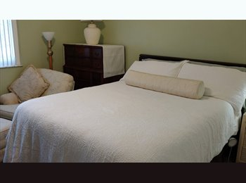 Fully Furnished Private Bedroom for Rent for Male