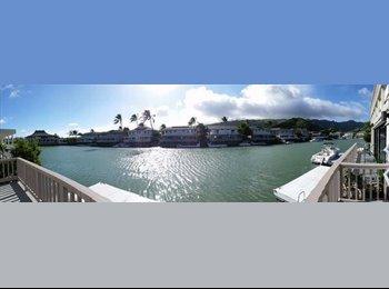 EasyRoommate US - Furnished House on the Water - Oahu, Oahu - $1,100 pcm