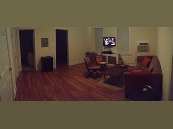EasyRoommate US - Looking for a roommate to share spacious apt ! - Greenwich, Other-Connecticut - $875 pcm
