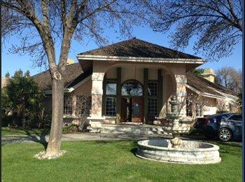 EasyRoommate US - Room for Rent in Beautiful Pleasanton Home! - Pleasanton, San Jose Area - $1,000 pcm