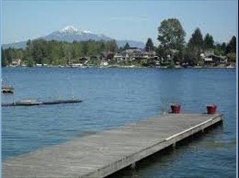 EasyRoommate US - LakeFront Room For Rent - Everett, Everett - $580 pcm