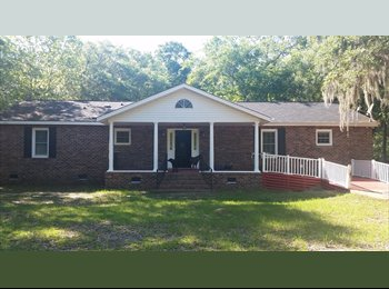 EasyRoommate US - HUGE YARD, perfect for anyone with a dog - Charleston, Charleston Area - $500 pcm