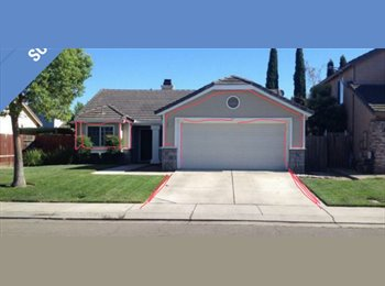 EasyRoommate US - Weston Ranch Room - Stockton, Sacramento Area - $500 pcm