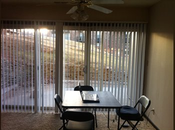 EasyRoommate US - Looking for a flat mate  - North Omaha, Omaha - $430 pcm