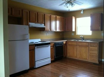 EasyRoommate US - Athens OH stunning apartment May 2015 - Parkersburg, Parkersburg - $750 pcm