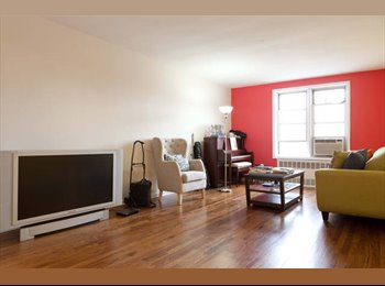 EasyRoommate US - Private Furnished Room 150 sq ft. Queens, NYC - Woodside, New York City - $1,100 pcm
