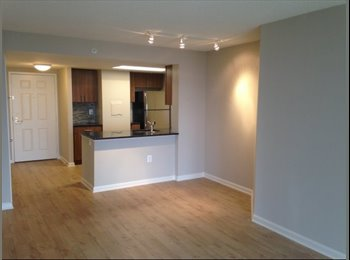 Newly Renovated Unit, Steps Away from the Metro!