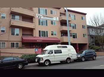 EasyRoommate US - Room with balcony near UW for Summer sublet - University District, Seattle - $750 pcm