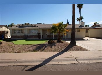 House with Pool near ASU. Great location - N Tempe