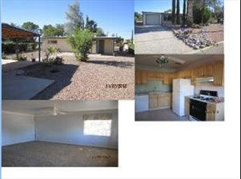 EasyRoommate US - Centrally Located Tucson Home - Tucson, Tucson - $595 pcm