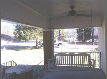 EasyRoommate US - nice 3 bedroom house need roommate  - Other Jefferson County, Birmingham - $375 pcm