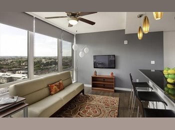 Looking for a roommate in an awesome apartment!