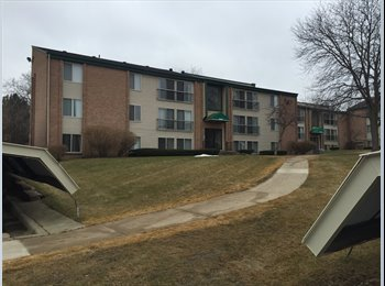 EasyRoommate US - Apartment for subtle/sublease - Ann Arbor, Ann Arbor - $1,190 pcm
