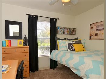 EasyRoommate US - APARTMENT FOR SUBLET MAY-JULY 2015 AT UF - Gainesville, Gainesville - $400 pcm