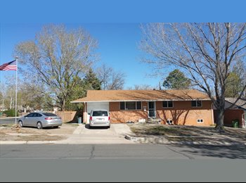 EasyRoommate US - 3 Rms,  2 furnished, 2 Bth,  - Colorado Springs, Colorado Springs - $600 pcm
