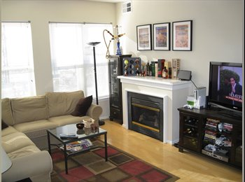 EasyRoommate US - Large Master Bedroom in furnished, modern 3 BR Chi - Chinatown, Washington DC - $1,500 pcm