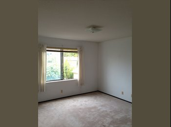 EasyRoommate US - Large Clean BDR+BTH in Inner Sunset Large Sunny Flat - Inner Sunset, San Francisco - $1,500 pcm