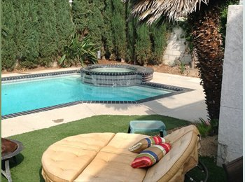 EasyRoommate US - Sports, Sun, Fun, Clean, Friendly! - Reseda, Los Angeles - $775 pcm