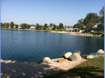 EasyRoommate US - EXCELLENT ROOM NEAR LAKE IN IRVINE! - Irvine, Orange County - $950 pcm