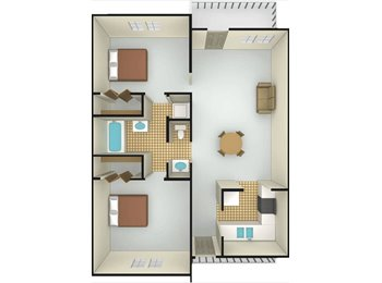 EasyRoommate US - Summer Sublease May-July/August! - Tallahassee, Tallahassee - $434 pcm