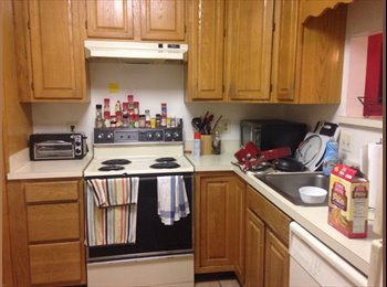 EasyRoommate US - Room open in Ballston townhouse  - Foxhall, Washington DC - $1,050 pcm