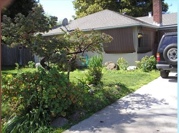 EasyRoommate US - room for rent 3 mins from Facebook - Napa, Northern California - $800 pcm