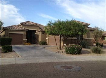 EasyRoommate US - AZ Living in Stunning Home with South Mountain Views - Central Phoenix, Phoenix - $650 pcm