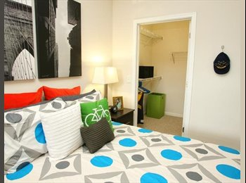 EasyRoommate US - Room for Rent! $100 for signing!! 5 min. from UNCG - Greensboro, Greensboro - $539 pcm