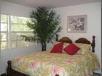 1Br for rent in 3Br beach cottage Old SE St. Pete