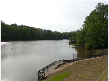 EasyRoommate US - Amazing Lake Estate Home Share in Roswell - Atlanta, Atlanta - $1,000 pcm