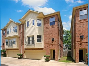 EasyRoommate US - Awesome room, Great location-Heights! - Greater Heights, Houston - $1,100 pcm
