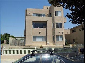 EasyRoommate US - Amazing apartment in the heart of Santa Monica - Santa Monica, Los Angeles - $1,500 pcm