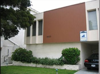 EasyRoommate US - $950 / 1100ft2 - Room Available in a 2 Bed, 1.5 ba - West Los Angeles, Los Angeles - $950 pcm