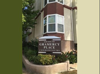 EasyRoommate US - Gramercy Place - Koreatown, Los Angeles - $1,100 pcm