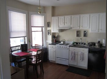 EasyRoommate US - 2 bed/1 bath for summer sublet! - Mission Hill, Boston - $2,000 pcm