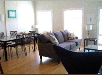 EasyRoommate US - Room w Private Bath in BEAUTIFUL LUXURY Condo btwn - Richmond Downtown, Richmond - $650 pcm