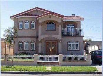 EasyRoommate US - Bedroom Suite w/Priv. Bath Includes ALL Utilities - Long Beach, Los Angeles - $825 pcm