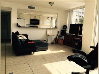 EasyRoommate US - Apartment on the River - Miami, Miami - $775 pcm