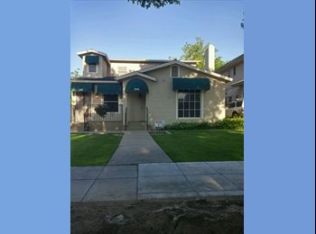 EasyRoommate US - Hello. Lets see if we can live together - Tower District, Fresno - $495 pcm