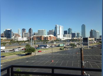 EasyRoommate US - Studio apartment in Design District with skyline view - Other Dallas, Dallas - $1,105 pcm