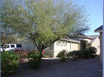 EasyRoommate US - Quiet room in nice safe neighborhood - Queen Creek, Phoenix - $400 pcm