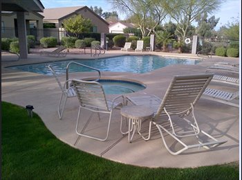 EasyRoommate US - ***$500 / 1840ft2 - Great room to rent**** - Central Phoenix, Phoenix - $500 pcm