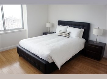 EasyRoommate US - ONE DOUBLE BEDROOM AVAILABLE NOW ! - Chelsea, New York City - $800 pcm