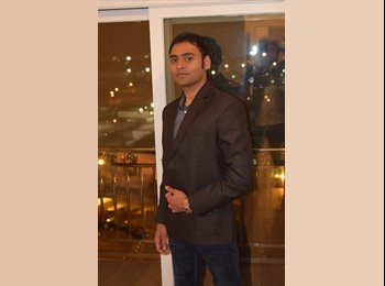EasyRoommate US - Siddharth - 29 - North Jersey