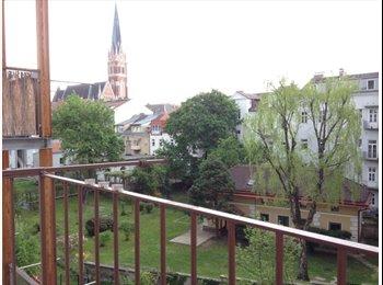 EasyWG AT - Cozy sunny room + self-balcony + next to TU/ near - Innenstadt, Graz - 250 € pm